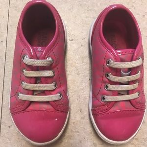 Michael kors toddler sneakers size 7